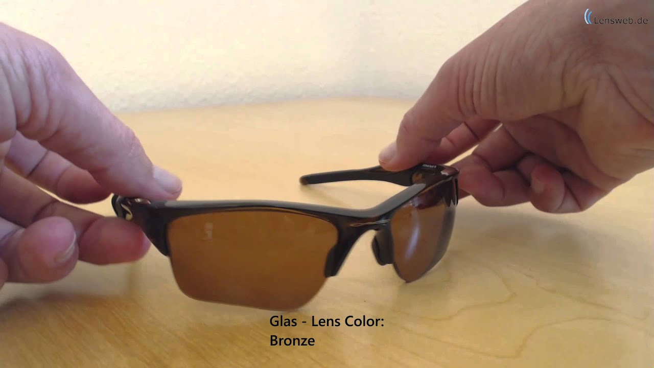 98ef330dc7 Oakley Half Jacket 2.0 XL - Polished Rootbeer - Bronze - YouTube