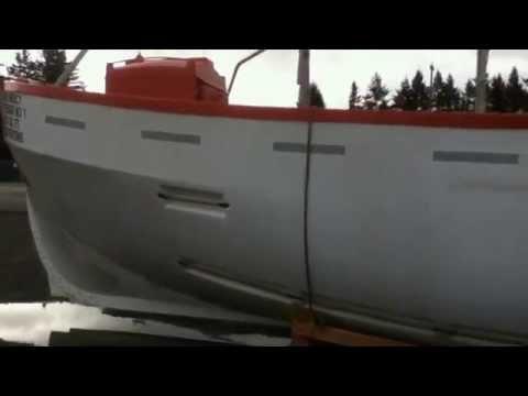 1986 Lane Marine Tech Inc 37' Lifeboat on GovLiquidation.com