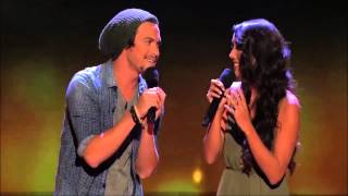 Give Me Love - Alex and Sierra (Studio Version)