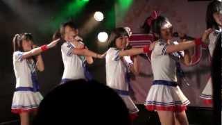 2011/07/24 Live House 新潟 SHOW! CASE!! RYUTist Live #01 ~「ねぇね...