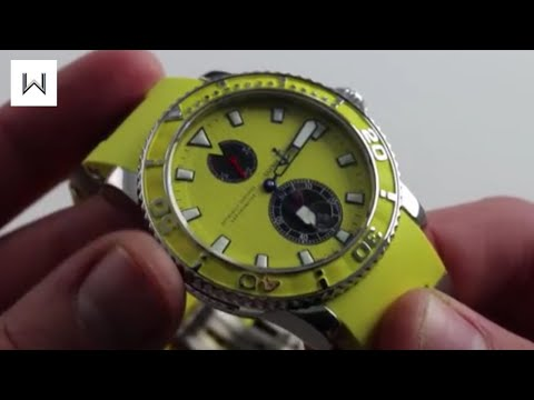 Ulysse Nardin Maxi Marine Diver Special Edition 263-33-3/94 Luxury Watch Review