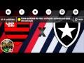flamengo x Botafogo ao vivo com imagem