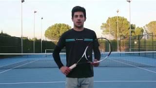Amadeo Catala - Tennis Recruiting Video Fall 2018