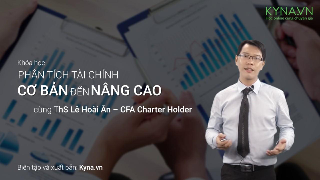 Phân tích tài chính cơ bản đến nâng cao [Intro]