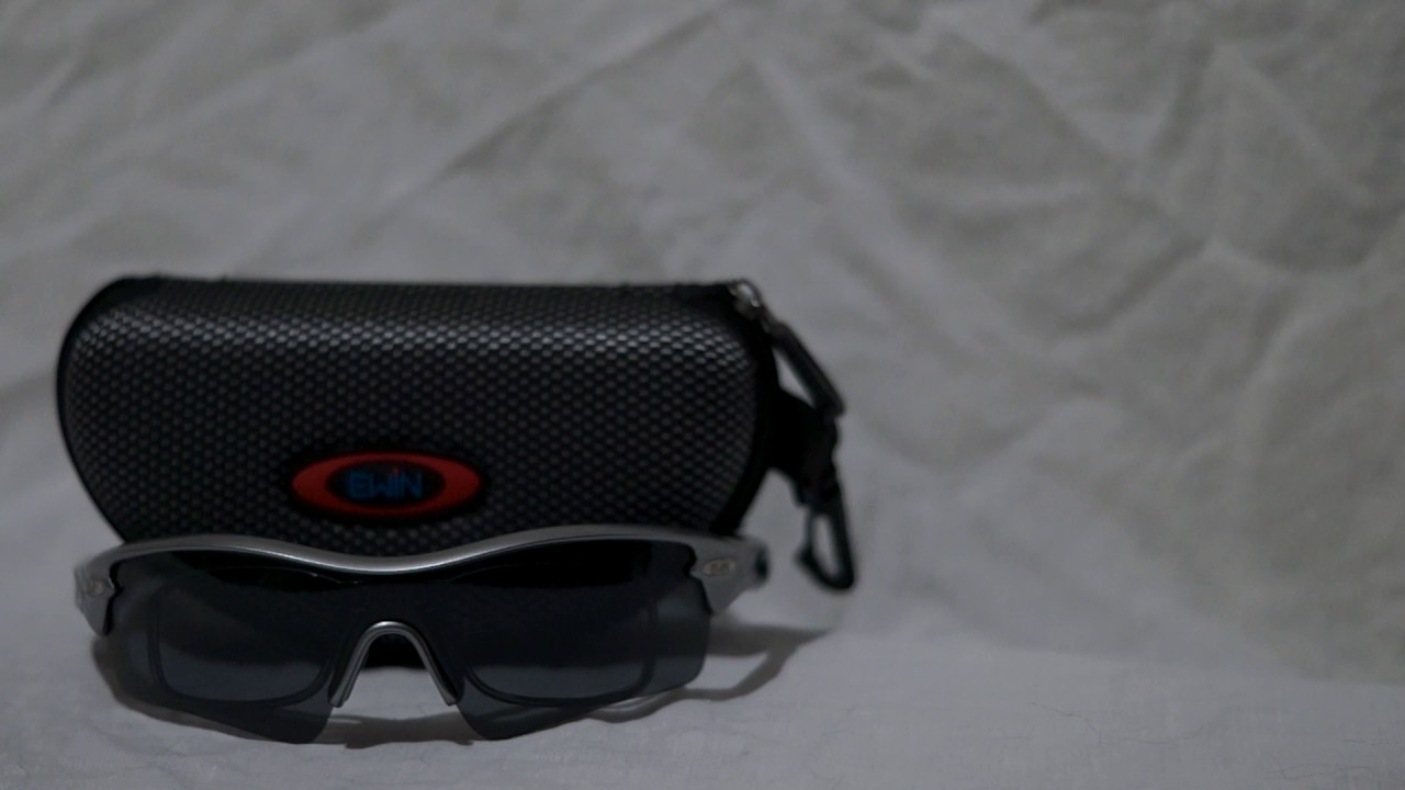 4c559826bb8 Ewin E12 Polarised Unbreakable Sunglasses  Review - YouTube