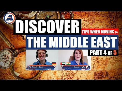 Discover The Middle East Part 4 with Arpin Group