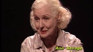 ann Savage interview