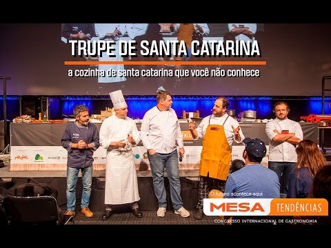 TRUPE DE SANTA CATARINA - MESA Tendências