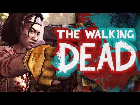 The Walking Dead: IS SHE STILL ALIVE?