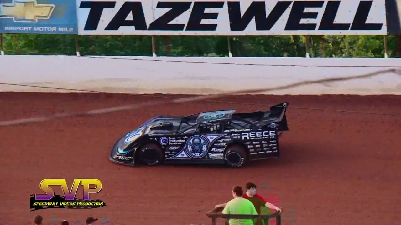 Tazewell Speedway Lucas Oil Hot Laps June 3 2016 Youtube