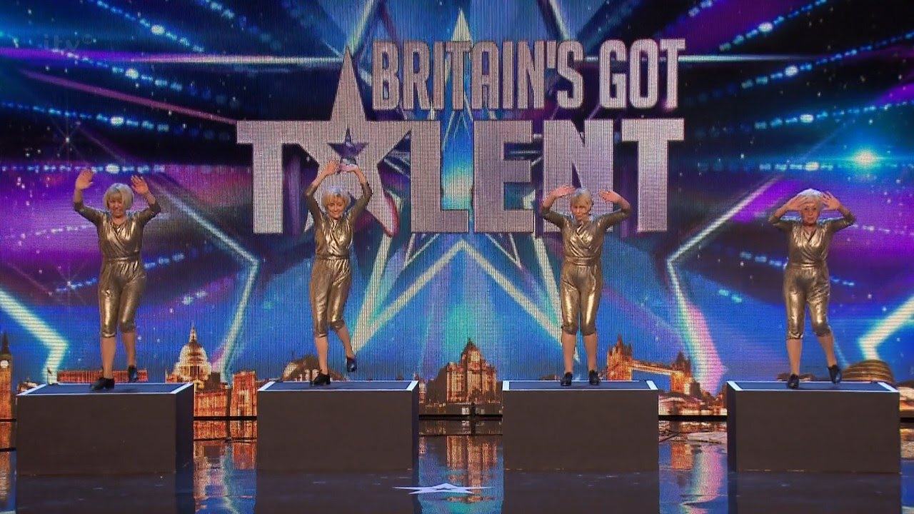 Картинки по запросу Could dance act The Cocooners tap into the Judges' favour? | Britain's Got Talent 2015