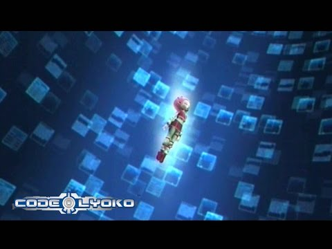 CODE LYOKO ENGLISH    A WORLD WITHOUT DANGER   CLIP