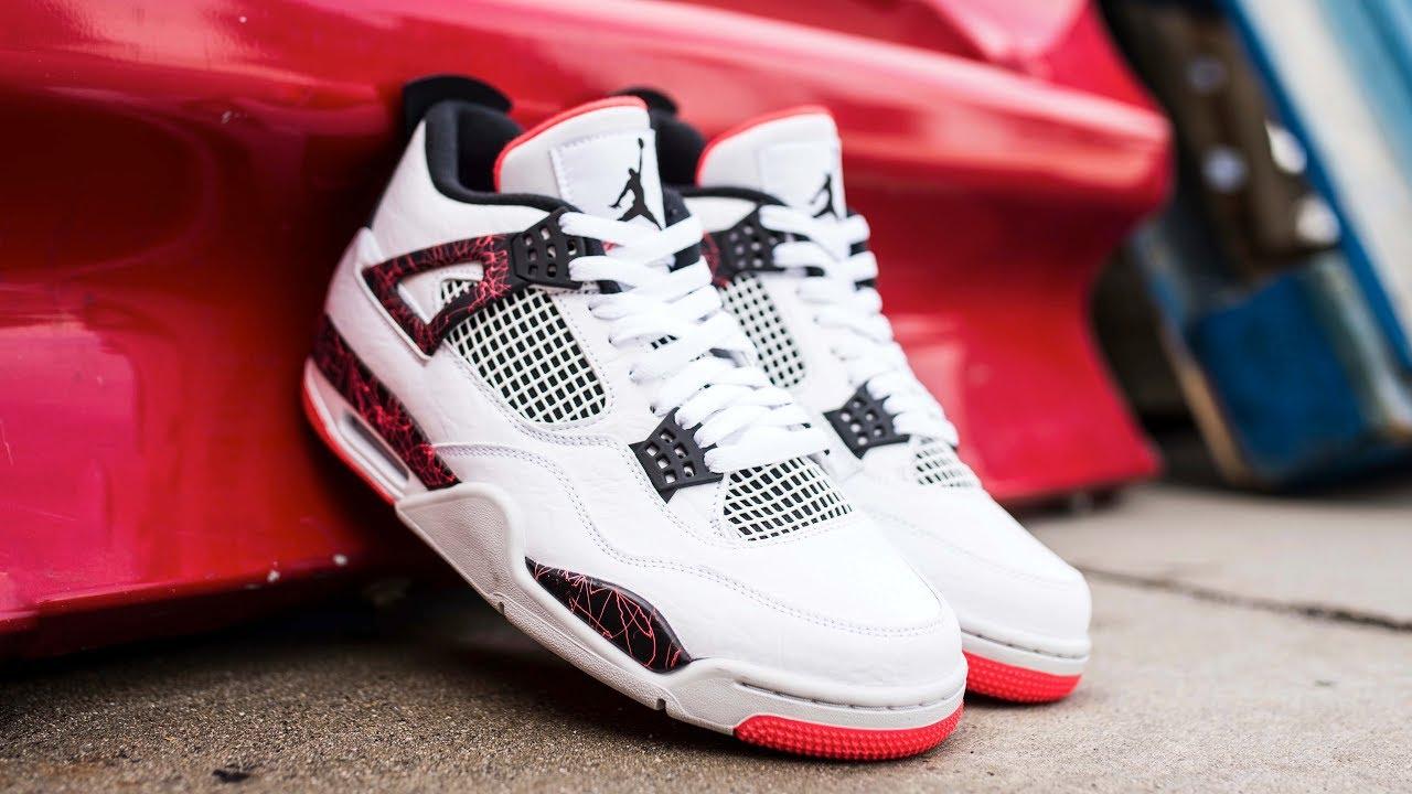 best website 3cb77 76a29 FIRST LOOK: Air Jordan 4 Retro