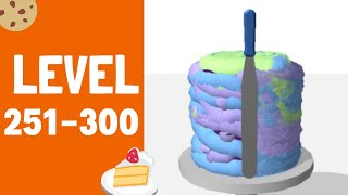 Icing On The Cake Game Walkthrough Level 251-300