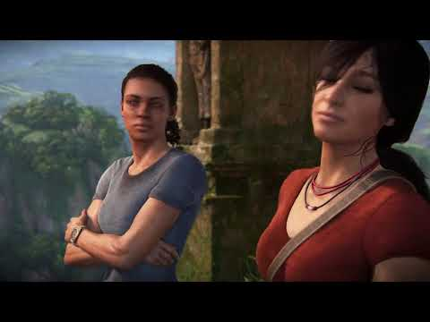 Uncharted: Lost Legacy 7 A'ight then