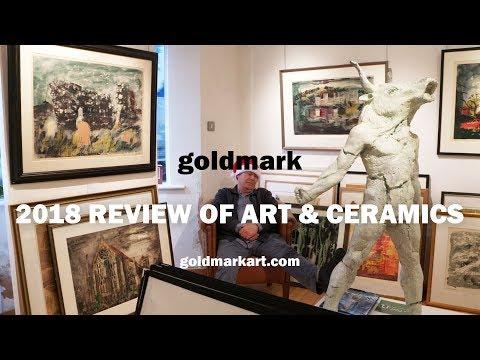 Goldmark 2018 Review of Art & Ceramics | GOLDMARK