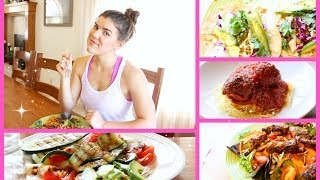 Simple & Healthy Dinner Ideas!