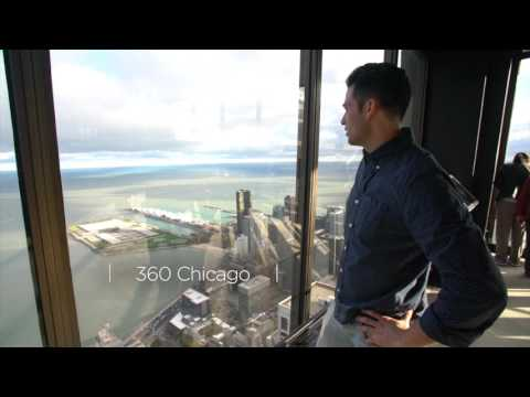 Chicago, Illinois: Shedd Aquarium, Navy Pier and 360 Chicago