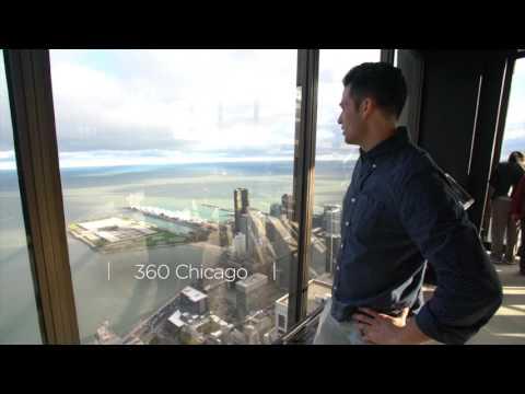 Chicago, Illinois: Shedd Aquarium, Navy Pier and 360 Chicago