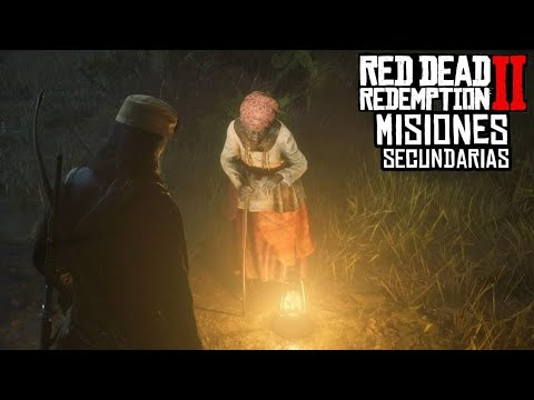 Misiones secundarias y mas - Red Dead Redemption 2 - Jeshua Games thumbnail