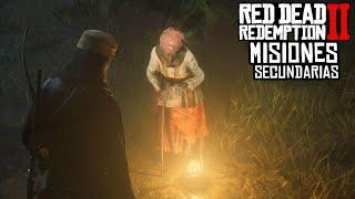 Misiones secundarias y mas - Red Dead Redemption 2 - Jeshua Games