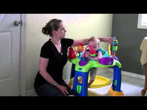 Kids II Oball Obounce Review