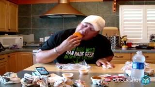 dorito loco s tacos challenge i am taco king   yeousch