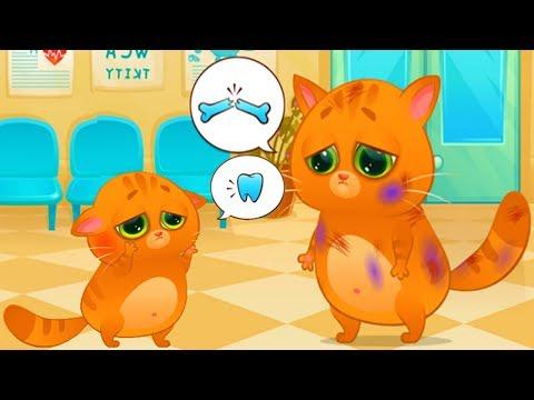 Play Fun Pet Care - Bubbu - My Virtual Pet - Fun Cute Kitten Gameplay