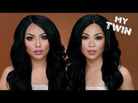 TWIN Makeup Challenge with Bestie !!!