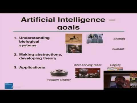 ShanghAI Lectures 2016 - Lecture 3: Intelligent Systems: Properties and Principles