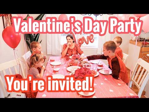 SAINT VALENTINE'S DAY PARTY || CATHOLIC 2020