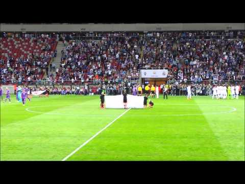 Real Madrid 1 - 2  Fiorentina 2014 (Warsaw)
