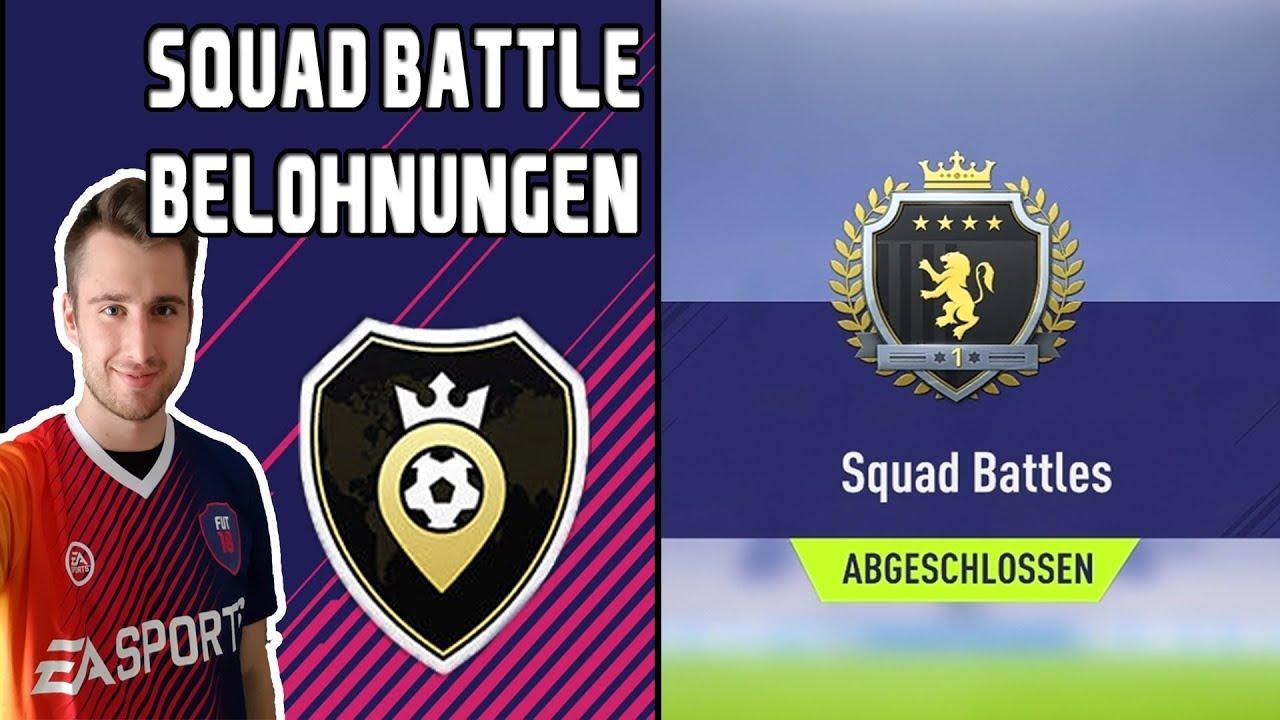 Fifa 18 Squad Battles Belohnungen
