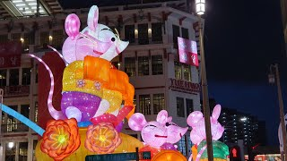 Chinatown Chinese New Year Celebrations 2020 YEAR OF THE RAT