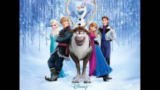 Kraina Lodu Soundtrack - Serca Lód (Frozen Heart)