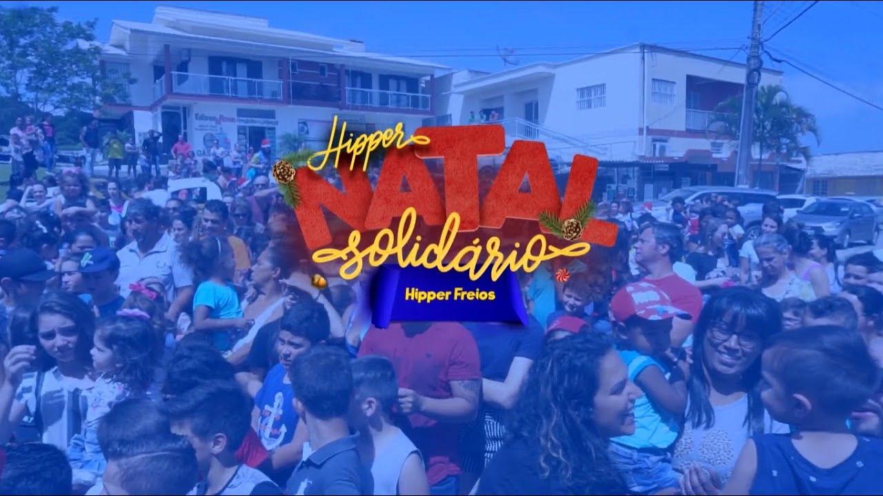 Hipper Natal Solidário 2019