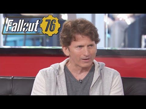 Todd Howard Says Fallout 76 Can't Be...