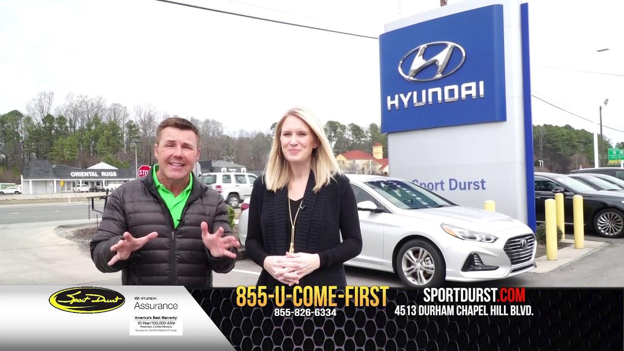 Sport Durst Hyundai >> Sport Durst Hyundai March 2018 Specials