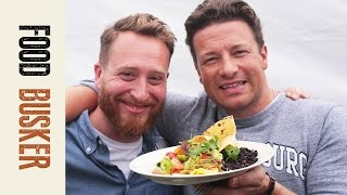 Marinated Chillies With Jamie Oliver @ Feastival