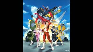 Nightcore - Go Go Power Rangers [MEGADETH]