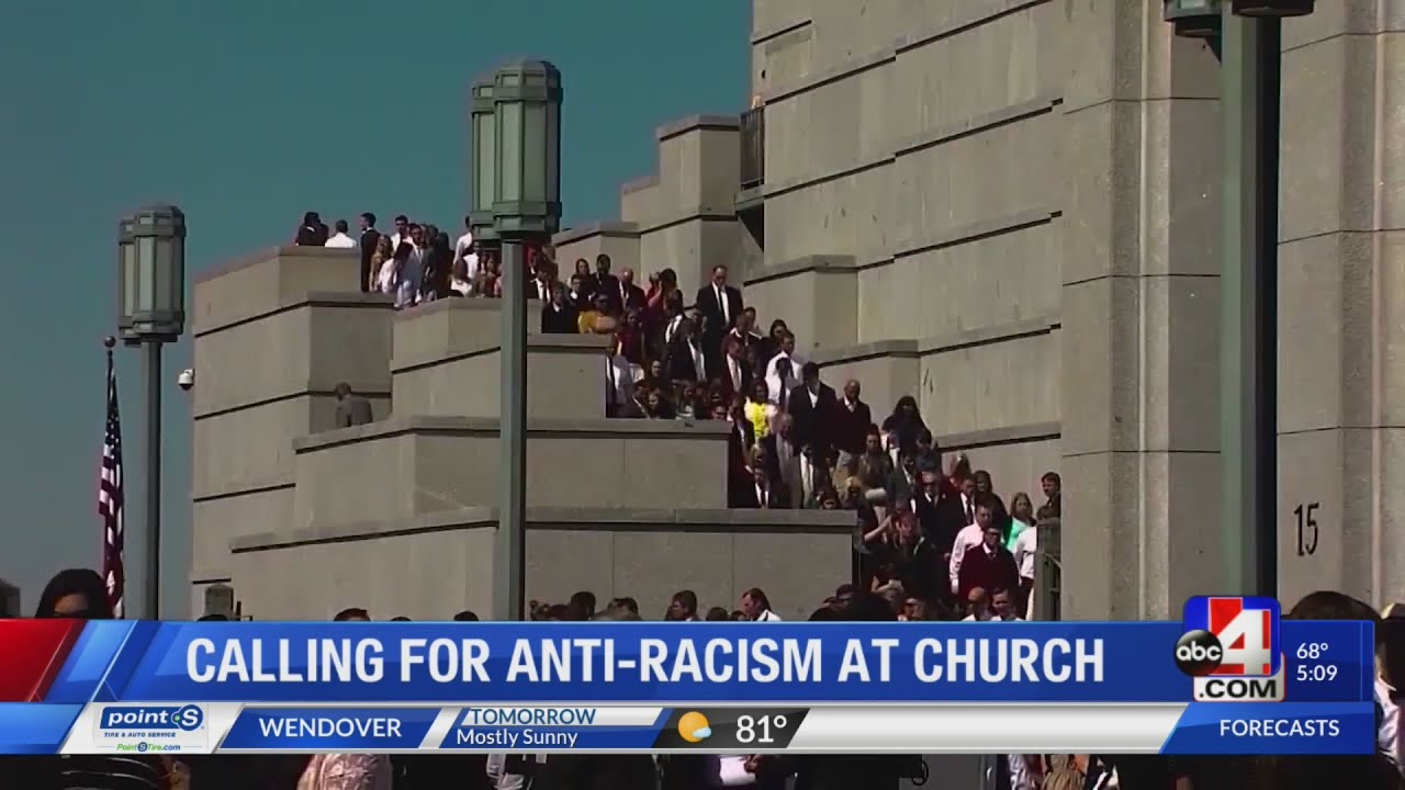 Black members call for anti-racism training in The Church of Jesus Christ of Latter-day Saints