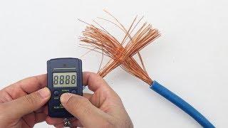 Acayip Sağlam Kablo Eki Nasıl Yapılır?