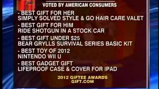 WDBD-TV Fox 40 Morning News Announces 2012 Giftee Awards!
