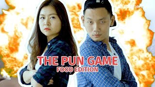 The Pun Game: Food Edition