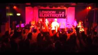 London Elektricity - Live At The Scala -  Power ballad