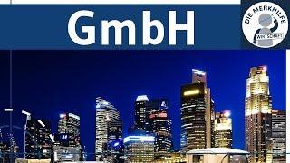 Gambar cover GmbH einfach erklärt - Gründung, Aufbau, Organe, Haftung, Kapital & Finanzierung - Rechtsformen