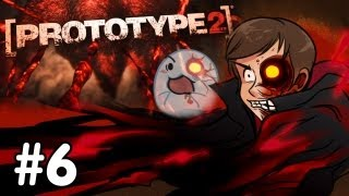 Prototype 2 - Walkthrough Part 6 - THE HYDRA!! (Xbox 360/PS3/PC HD Gameplay & Commentary)