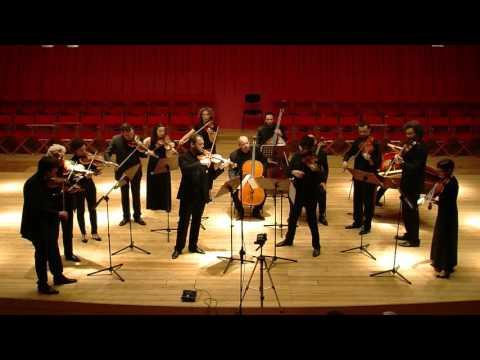 A. Vivaldi,  Concerto RV 522, Federico Cardilli,  Alessandro Marini, I Solisti Aquilani
