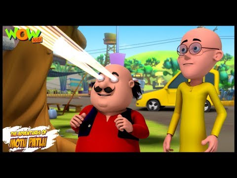 Power Of Imagination - Motu Patlu in Hindi WITH ENGLISH, SPANISH & FRENCH SUBTITLES