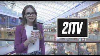 21TV - открытие магазина 21SHOP в Trend Island